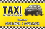Tremembé Raimundo Taxista - (12) 99715-6023 / (12) 99126-7475 (12) 3674-3736