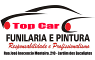 Funilaria e Pintura Top Car - (12) 99188-0007