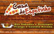 Casa do Espetinho - (12)991817642