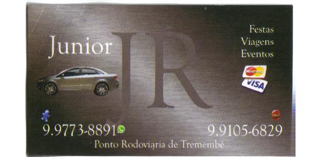 Junior Taxista - (12) 997738891