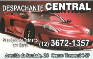 Despachante Central - (12) 3672-1357