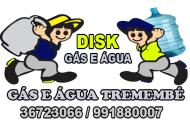 Gás e Água Tremembé - 36723066